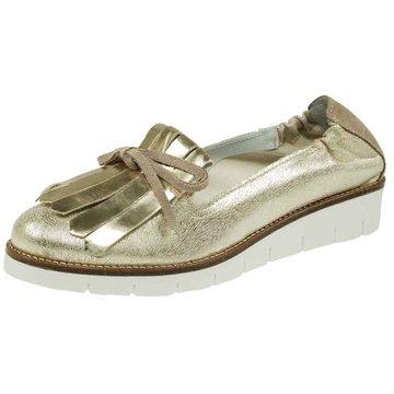 SPM Shoes & Boots Modische Slipper gold