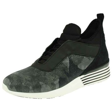 hip shoe style Sneaker High schwarz