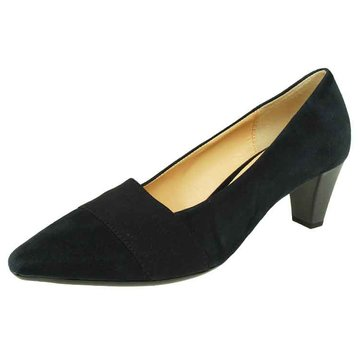 Gabor Flacher Pumps blau