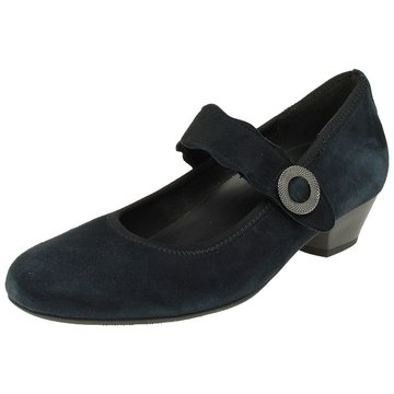 Gabor Komfort Pumps blau