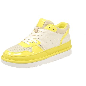 UGG Australia Sneaker HighW Highlander Sneaker gelb