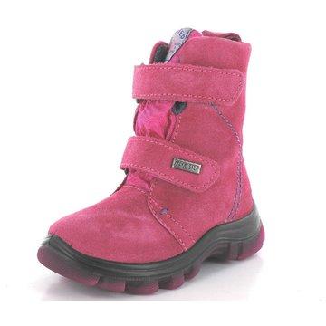 Naturino Klettstiefel pink