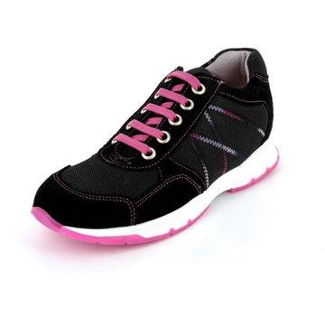 Däumling Sneaker Low schwarz