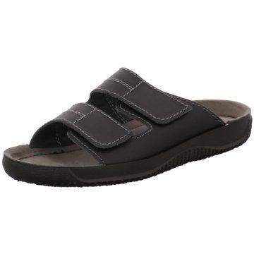 Longo Komfort SchuhSoftana schwarz
