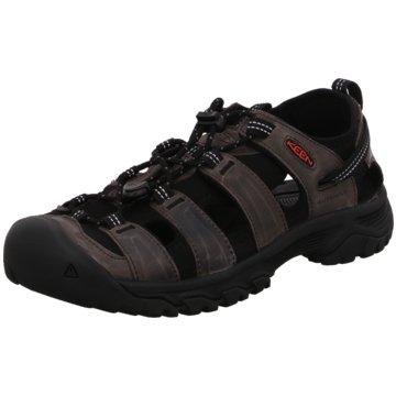 Keen Outdoor SchuhTarghee III Sandal grau