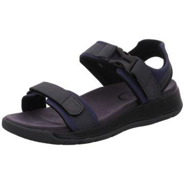 Joya Komfort Schuh blau