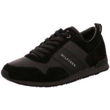 Tommy Hilfiger Sneaker Low schwarz