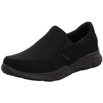 Skechers Slipper schwarz