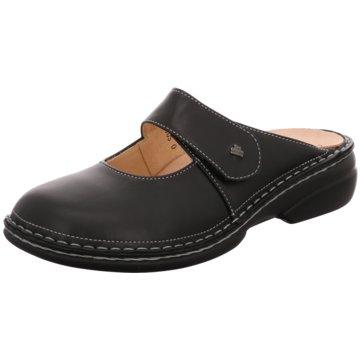 FinnComfort Komfort PantoletteStanford schwarz