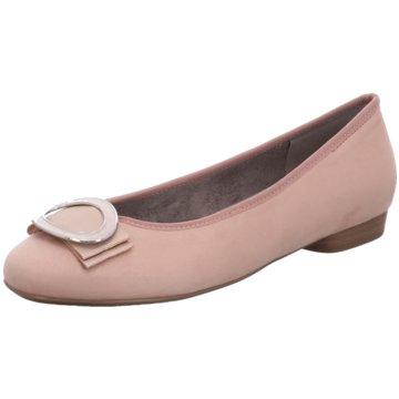 Jenny Eleganter Ballerina rosa