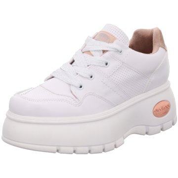 Dockers by Gerli Top Trends Sneaker weiß