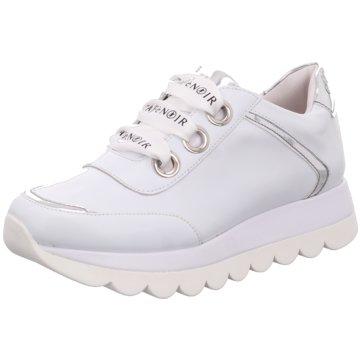 CAFèNOIR Sneaker World weiß