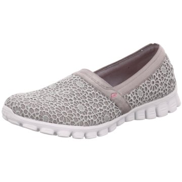 Skechers Komfort Slipper grau