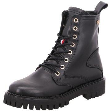 Tommy Hilfiger Boots schwarz
