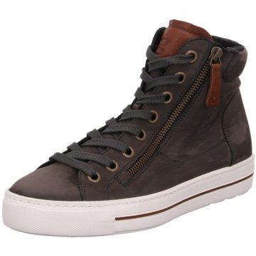 Paul Green Sneaker High4024 grau
