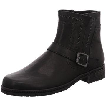 Gabor Komfort Stiefelette schwarz