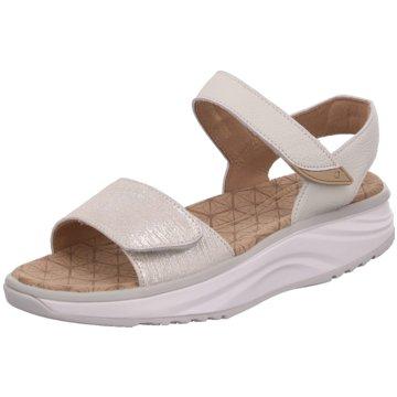 Joya Komfort Sandale beige