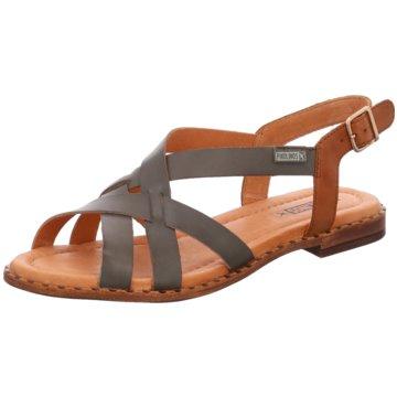 Pikolinos Sandale grau