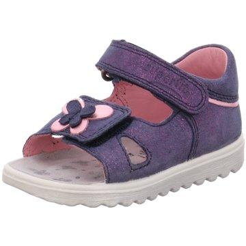 Superfit Sandale lila