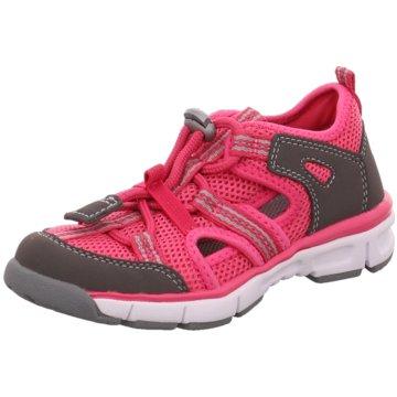 Superfit Sportlicher Schnürschuh pink