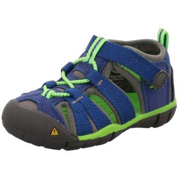 LOWA Sandale blau