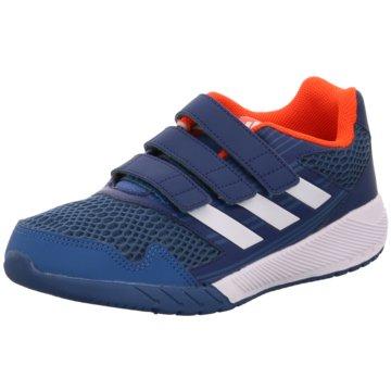 adidas Trainings- und HallenschuhAltaRun CF K blau