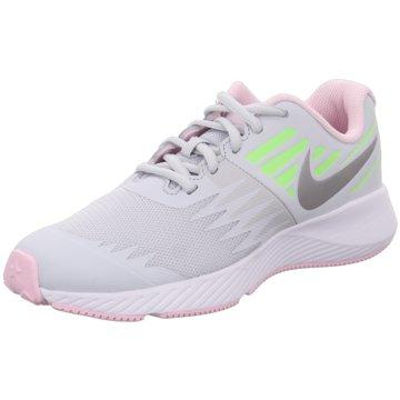 Nike Sneaker LowGIRLS' STAR RUNNER (GS) RUNNING - 907257-005 grau
