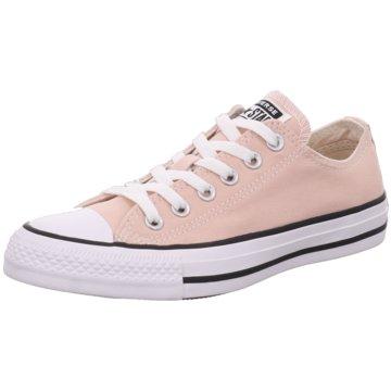 Converse Sneaker LowCHUCK TAYLOR ALL STAR SEASONAL COLO rosa