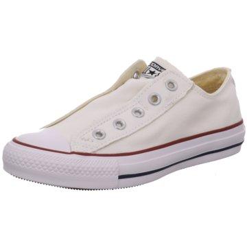 Converse Sportlicher Slipper weiß