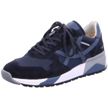 Mephisto Sneaker Low blau