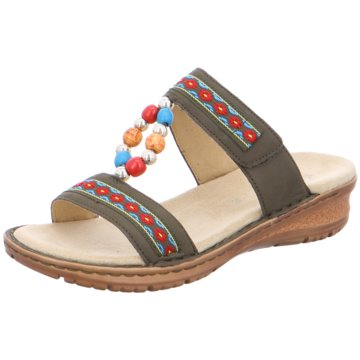 ara Komfort Sandale braun