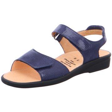 Ganter Komfort Sandale blau