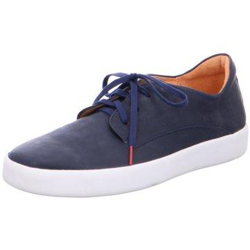 Think Sneaker Low blau