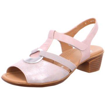 ara Sandale rosa