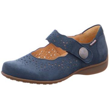 Mobils Komfort SandaleFABIENNE - P5131057 blau