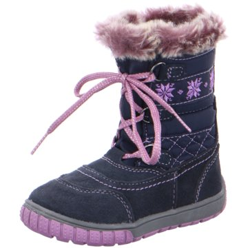 Lurchi by Salamander Winterboot blau