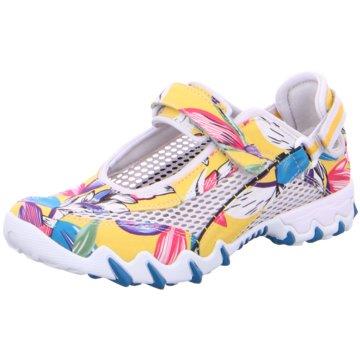 Allrounder Komfort SlipperSneaker bunt
