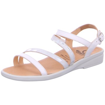 Ganter Komfort Sandale weiß