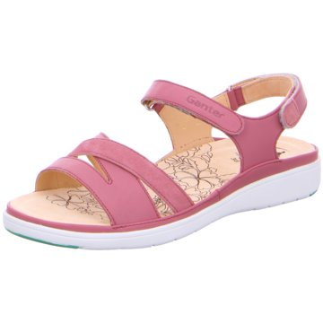 Ganter Komfort Sandale rosa