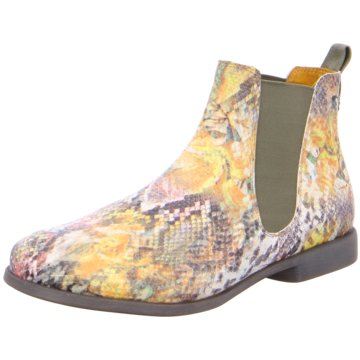 Think Chelsea Boot gelb