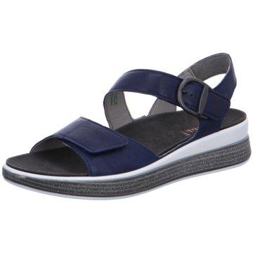 Think Komfort SandaleMeggie blau