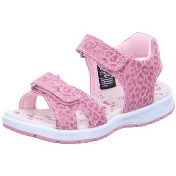 Lurchi by Salamander Offene Schuhe rosa