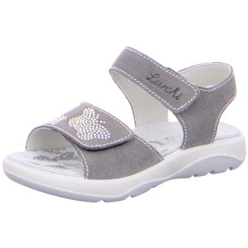Lurchi Offene Schuhe grau