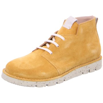 Brako Komfort Stiefelette gelb