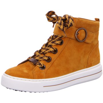 ara Sneaker High gelb