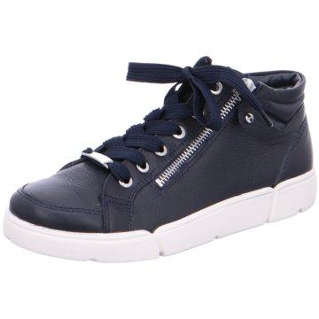 ara Sneaker High blau