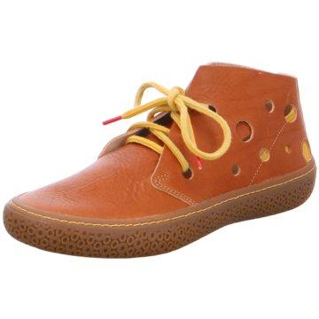 Think Komfort SchnürschuhSneaker braun
