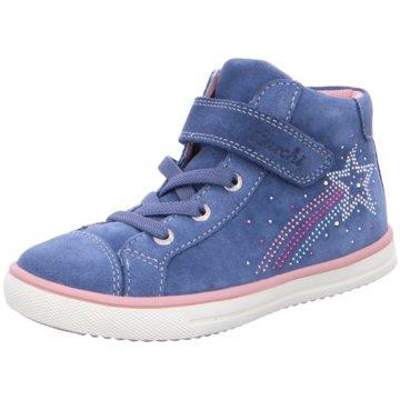 Lurchi Sneaker HighShooty blau