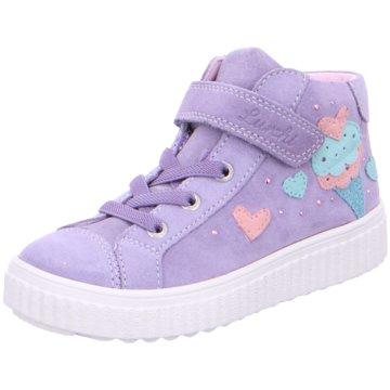 Lurchi Sneaker High lila