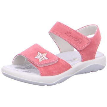 Lurchi Offene SchuheFermi rosa